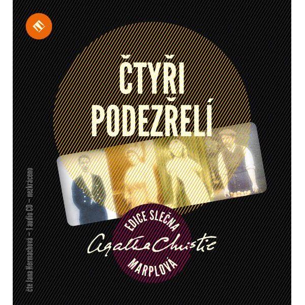 iTunes Cover Studio.cz: Agatha Christie: Čtyři podezřelí: Edice slečna Mar...