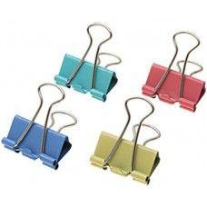 Iratcsipesz binder csipesz 25mm -es színes - Iratcsipeszek - Binder kapocs - 149Ft