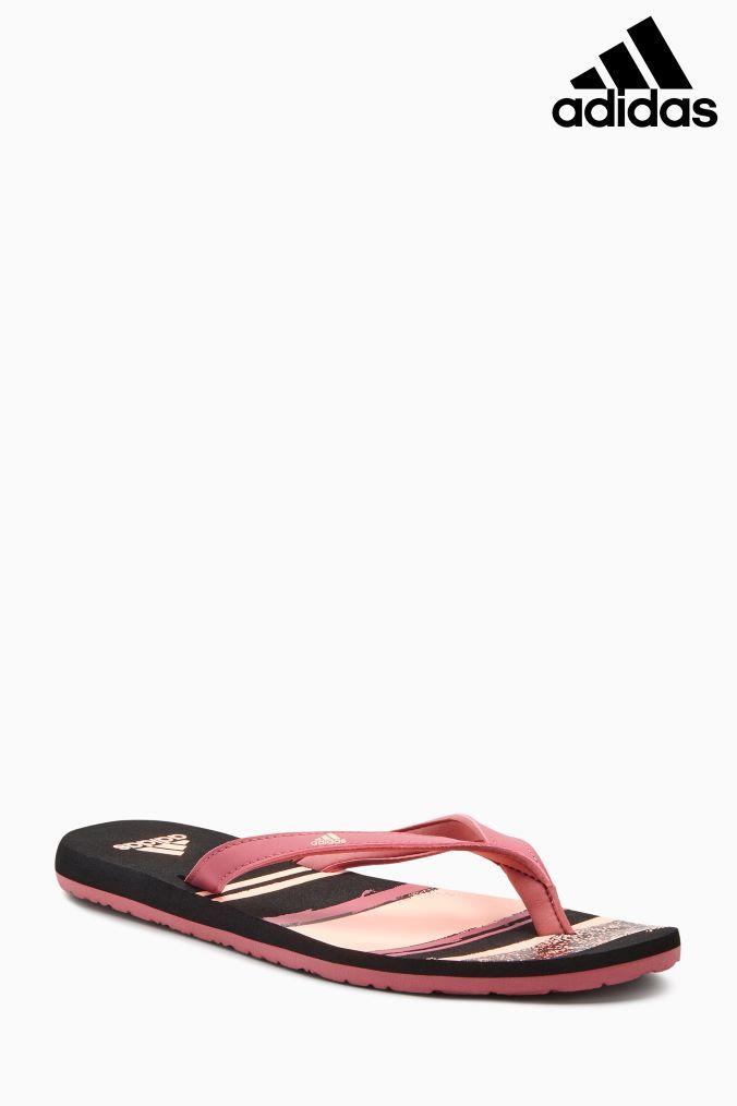 online store 309c0 84db8 Womens adidas Eezay Flip Flop - Pink