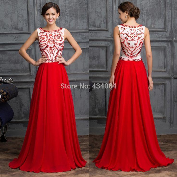 Ucuz Robe de suare kadın resmi elbiseler kırmızı boncuklu parti akşam zarif uzun abiye abendkleider 2015 gelinlik modelleri 7531, Satın Kalite Abiye doğrudan Çin Tedarikçilerden: uzun boncuklu kokteyl elbiseleri kırmızı şifon şık uzun Abiye 2015