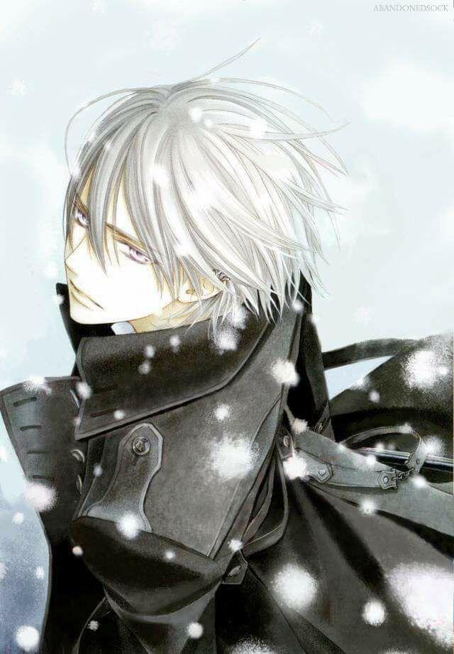 Vampire Knight - Zero Kiryu ♡