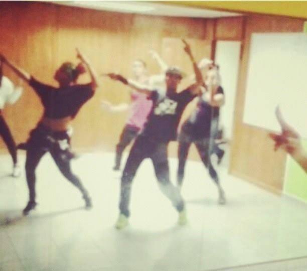 Curso de Baile de Dancehall, Breaking y Hip Hop Academia AC