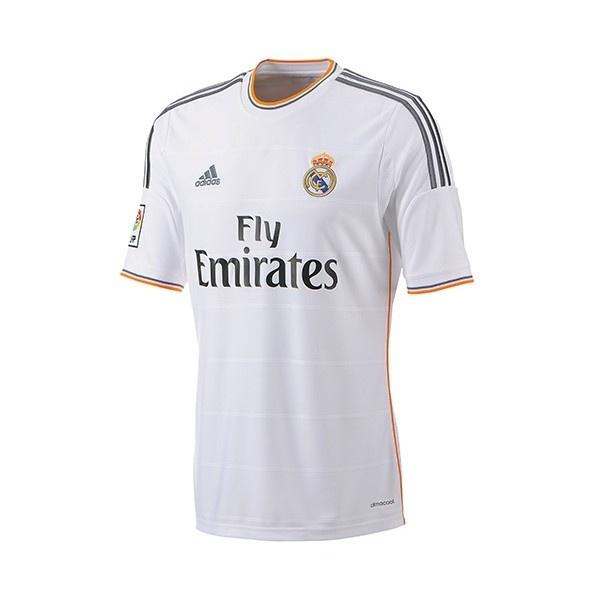Camiseta del Real Madrid primera Equipación temporada 2013/2014. Envío  gratis a toda España