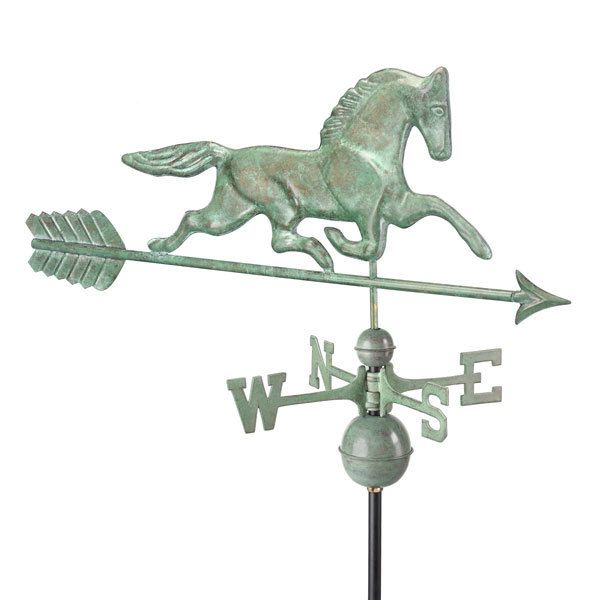 Country Weathervanes ® has cupolas and copper weathervanes for sale and cupolas for sale to spruce up your home.