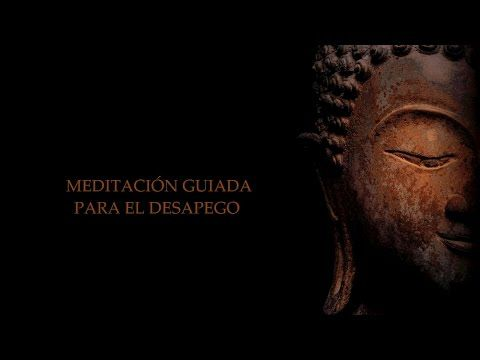 Meditación guiada para el desapego - YouTube