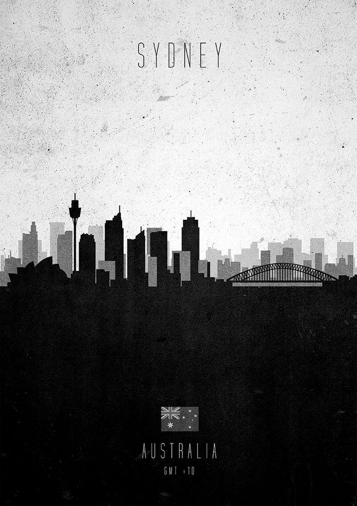 Sydney Contemporary Cityscape