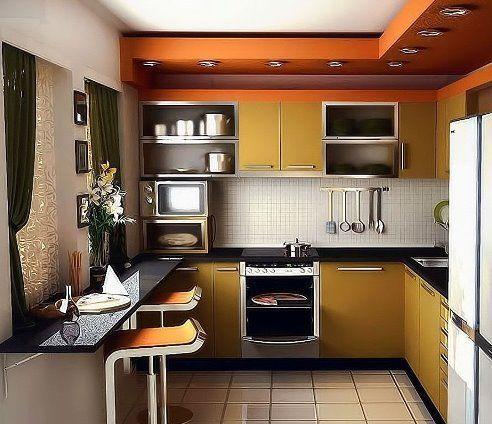 Die besten 25+ Minimalistische u geformte küchen Ideen auf