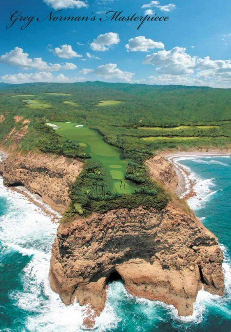 incredible golf hole