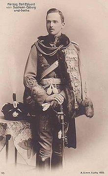 Duke of Albany