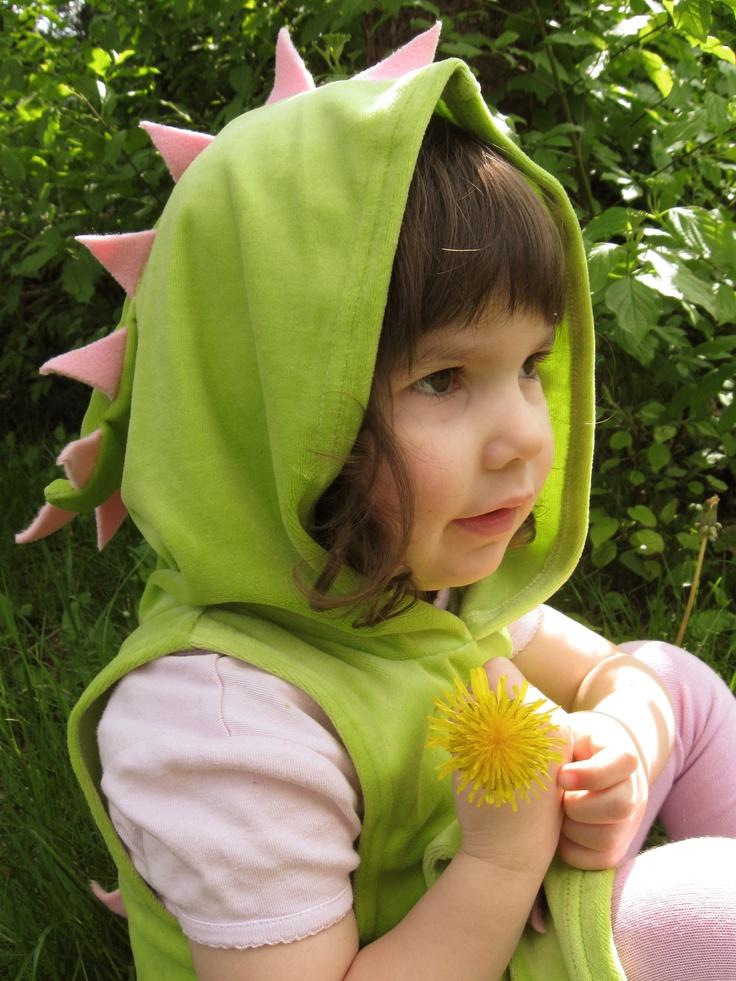 Little dragon dress