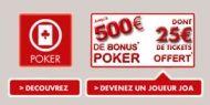 http://www.kalipoker-fr.com/bonus-et-promotions/25-de-bonus-offerts-sur-joa-poker.html  http://www.kalipoker-fr.com/bonus-et-promotions/25-de-bonus-offerts-sur-joa-poker.html