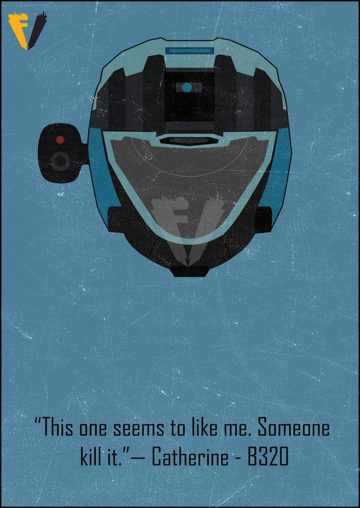 Halo Reach Kat Helmet Poster by FALLENV3GAS on DeviantArt