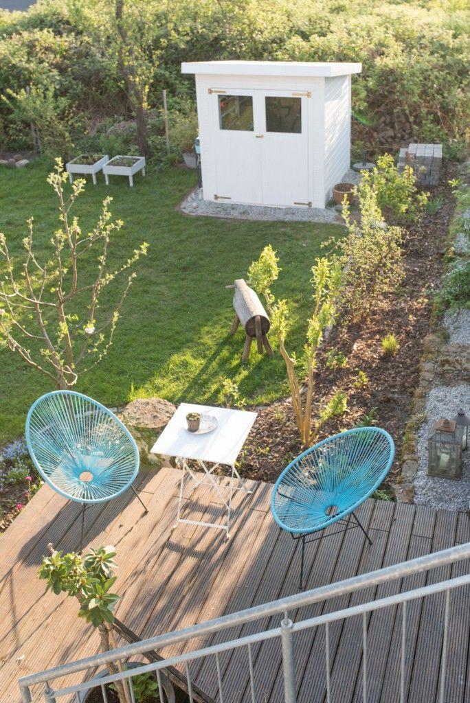 300 besten Garten Bilder auf Pinterest Garten terrasse, Verandas - terrassenbepflanzung ideen beete gestaltung