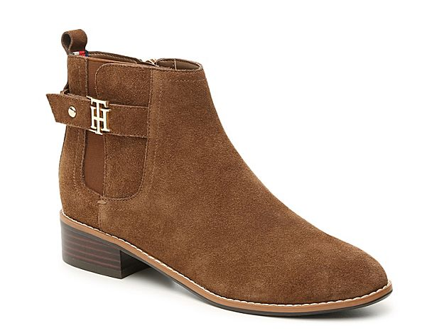 Tommy Hilfiger Trixii Bootie Boots Dsw Shoes Boots Womens Boots