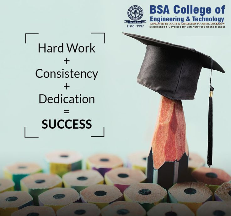 Don't stop working for your success until you're proud of yourself. #BSACET #Btech #MCA #MBA #Diploma #Placement #Education