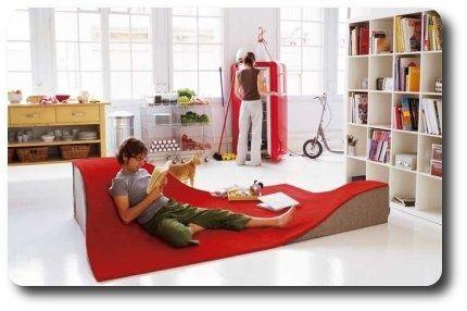 Fliegender Teppich DIY