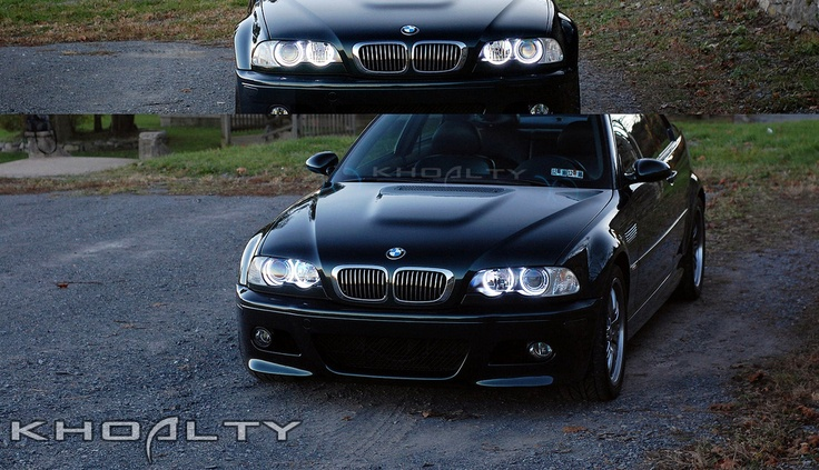 khoalty helios angel eyes on bmw e46 m3 from. Black Bedroom Furniture Sets. Home Design Ideas