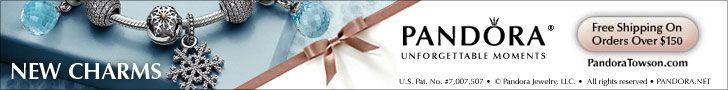 Pandora Towson - Sales, Coupons, Deals and Promotions | eSalesInfo.com