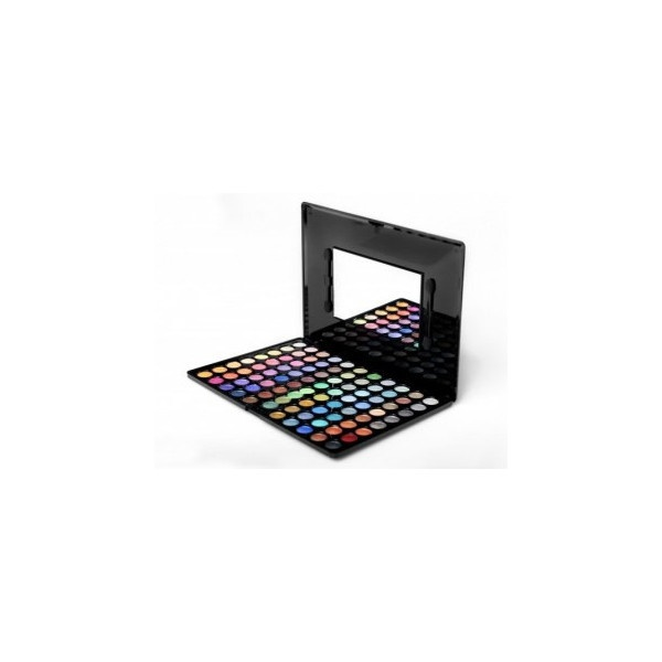 BH Cosmetics 88 Color Cool Shimmer Palette (380 RUB) found on Polyvore
