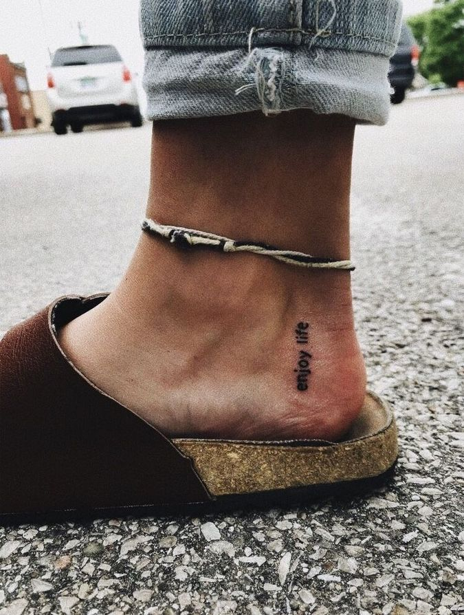 this 40+ perfectly tiny tattoos will make you want to be inked