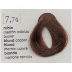 Resultado de imagen de marron cobrizo majirel
