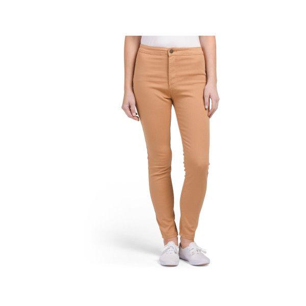 78  ideas about White High Waisted Jeans on Pinterest | High waist ...