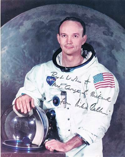 Buzz Aldrin Neil Armstrong Autograph - Pics about space
