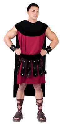 Excited too Adult costume spartacus