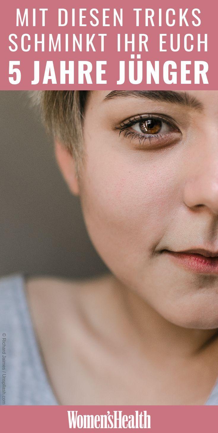 5 Schmink-Tipps, die locker 5 Jahre jünger machen