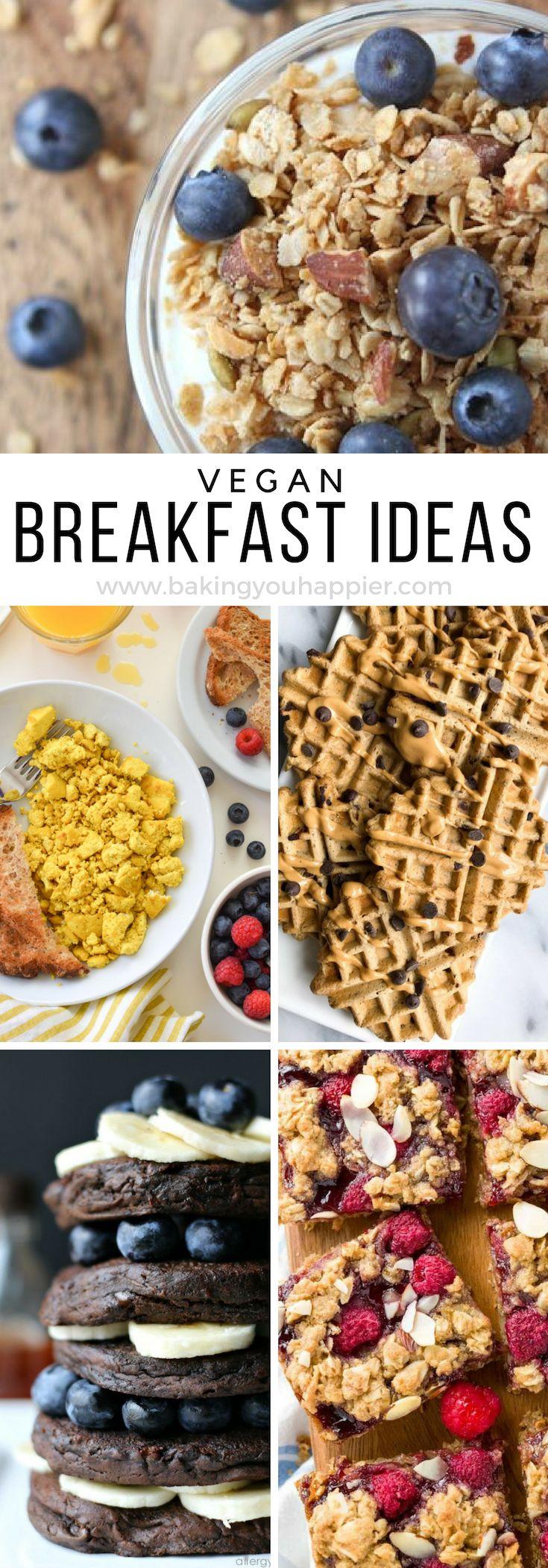 Quick and Easy Vegan Breakfast Ideas