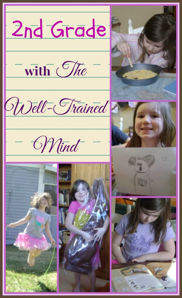 2nd Grade with The-Well Trained Mind: Overview of the highlights and mistakes of homeschooling 2nd grade