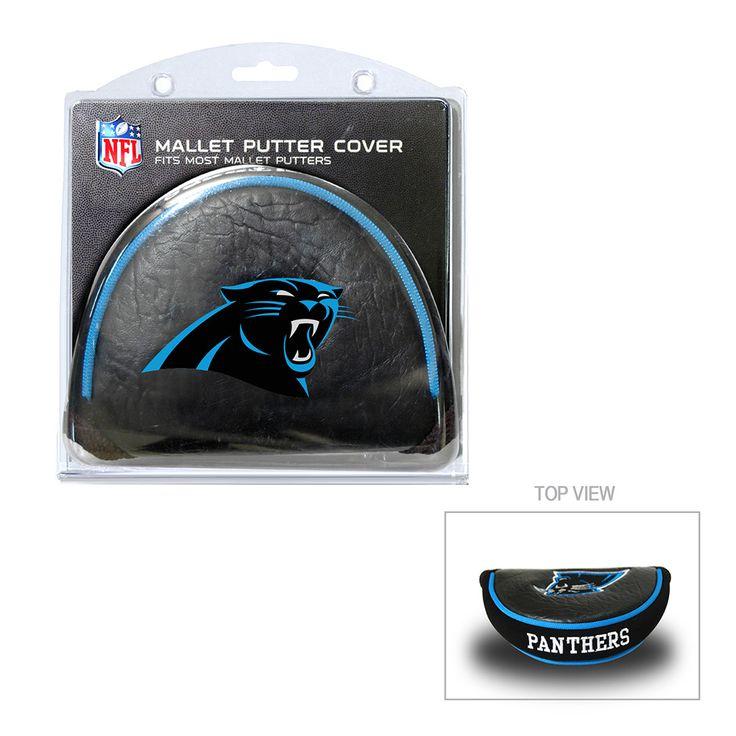 Carolina Panthers NFL Putter Cover Mallet