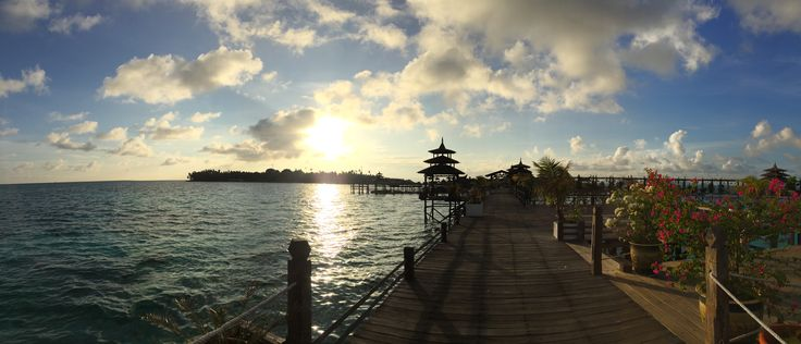 Mabul Islands, Semporna, Sabah, Malaysia ❤️