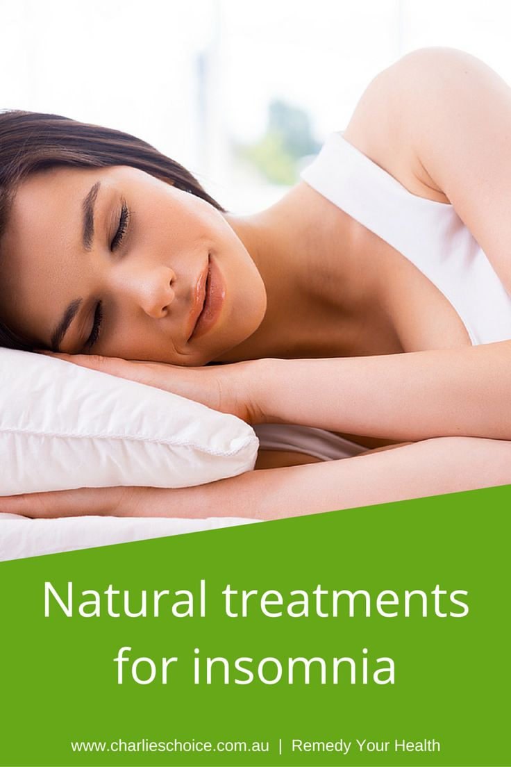 Find out how to relieve your symptoms of insomnia naturally and begin to treat the cause with recommendations from Naturopath Kate.