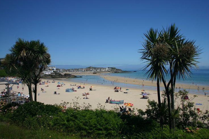 Porthminster Beach by Suzanne Jones. #Cornwall #coast