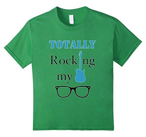 Kids Glasses T shirt, Tshirt With Glasses for Kids With G...