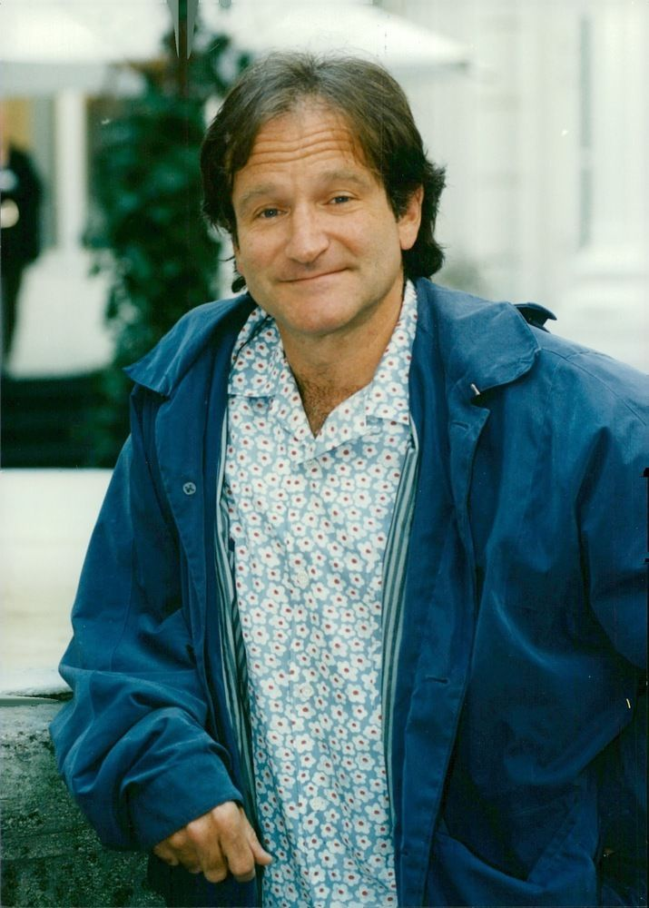 Robin Williams, 1996