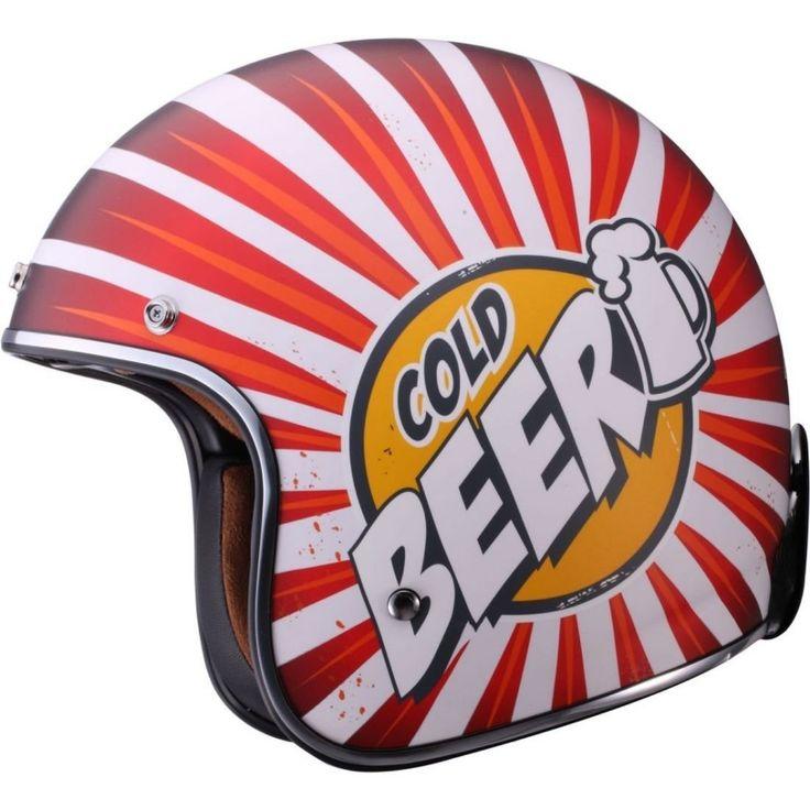 LS2 OF583 Helmet (Cold Beer Large)