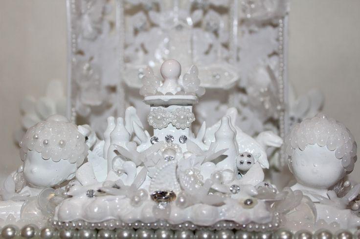 """Detalle """" ritual del angelito"""""""