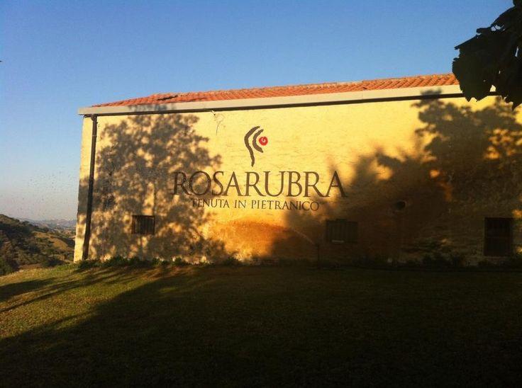 Rosaruba tenuta in Pietranico nel Pietranico, Abruzzo