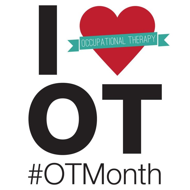 April is #OTMonth