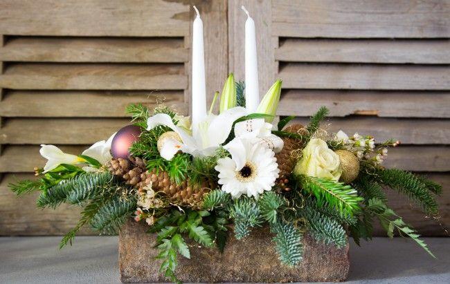 Composition floral : idée nature - Décoration - Forum Mariages.net