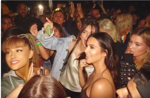 Kim Kardashian's Message On The Manchester Attack Caused Outrage For Posting A Party Pic With Ariana Grande
