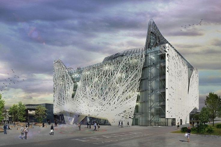 Palazzo Italia - photocatalytic concrete
