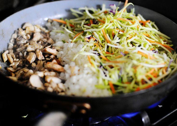Asian Ground Beef Broccoli Slaw   Paleo Dinners ...