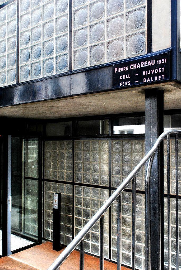 17 best images about chareau pierre on pinterest house - Maison de verre paris visite ...