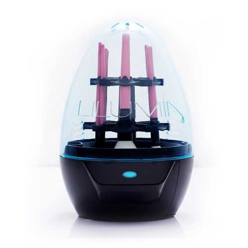 Lilumia automatic brush cleaner- I need this so badly omg