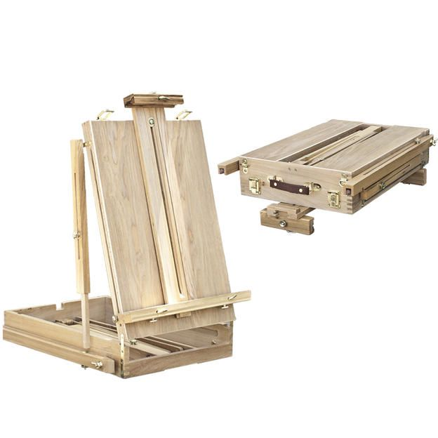 BestChoiceproducts French Easel Wooden Sketch Box Portable Folding Art Artist Painters Tripod New 2  sc 1 st  Pinterest & 26 best WOODEN PLANK images on Pinterest | Easels Painters and Spin Aboutintivar.Com