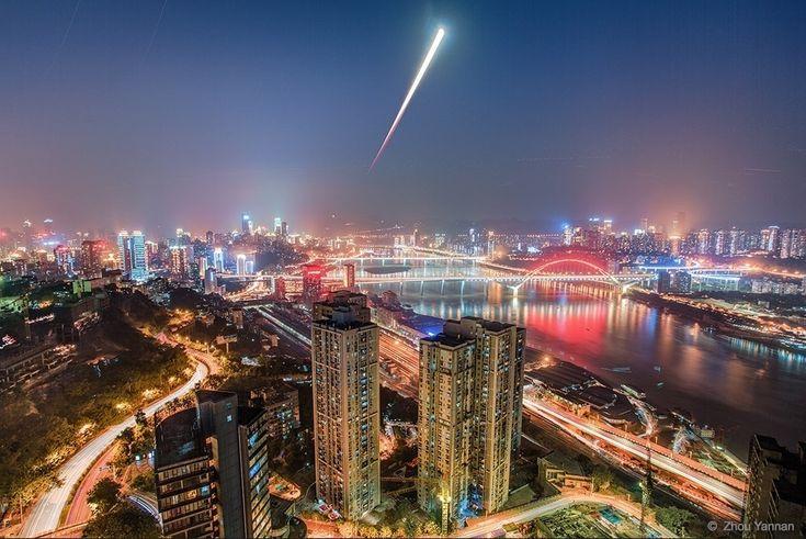 Imagens capturam beleza do céu - Fotos - Ciência