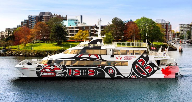 Fares unveiled for upcoming Inner Harbour-to-downtown Vancouver catamaran service